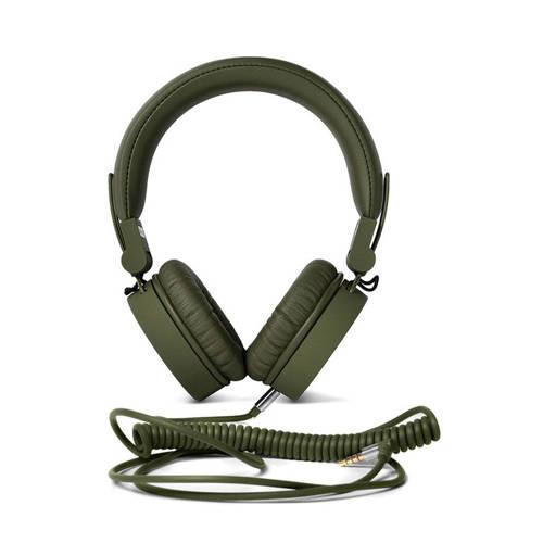 Fresh 'n Rebel Caps on-ear koptelefoon groen kopen