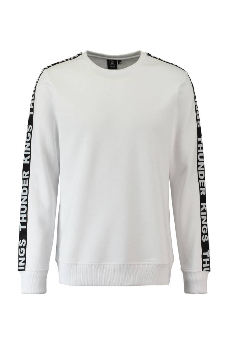 met CoolCat tekst sweater CoolCat sweater q0wSat