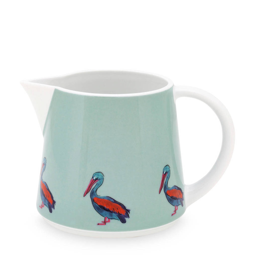 Fabienne Chapot Pelican melkkan, Lichtgroen