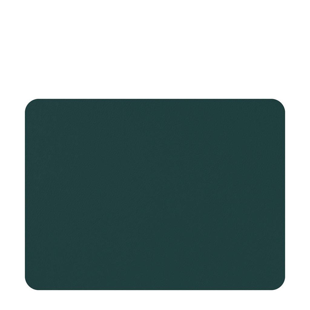 Mesapiu Nappa placemat (45x33 cm) (set van 2), Blauw