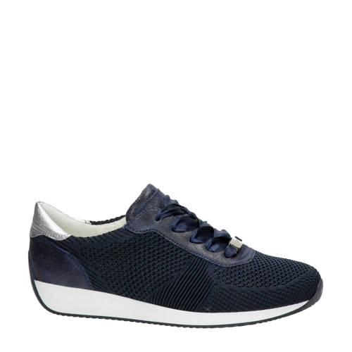 Ara comfort veterschoenen donkerblauw