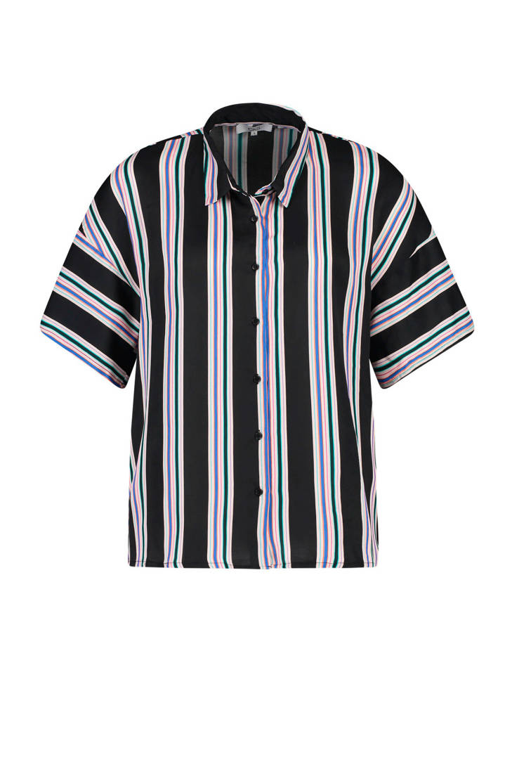 CKS CKS blouse zwart gestreepte Eabha Eabha RTxn4x5dg