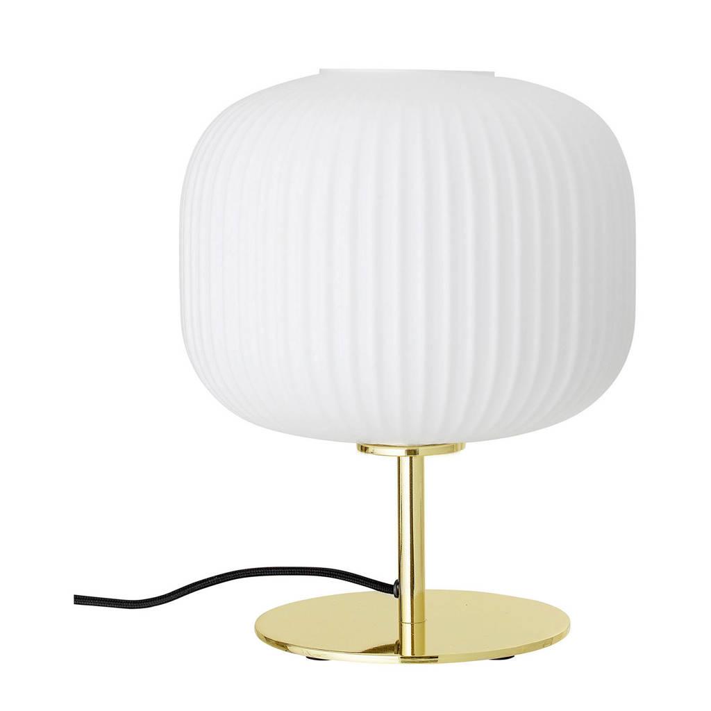 Bloomingville tafellamp, goud/wit