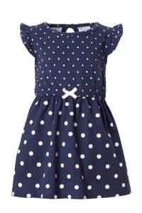 Carter's baby jurk - set van 2, Donkerblauw/wit/roze
