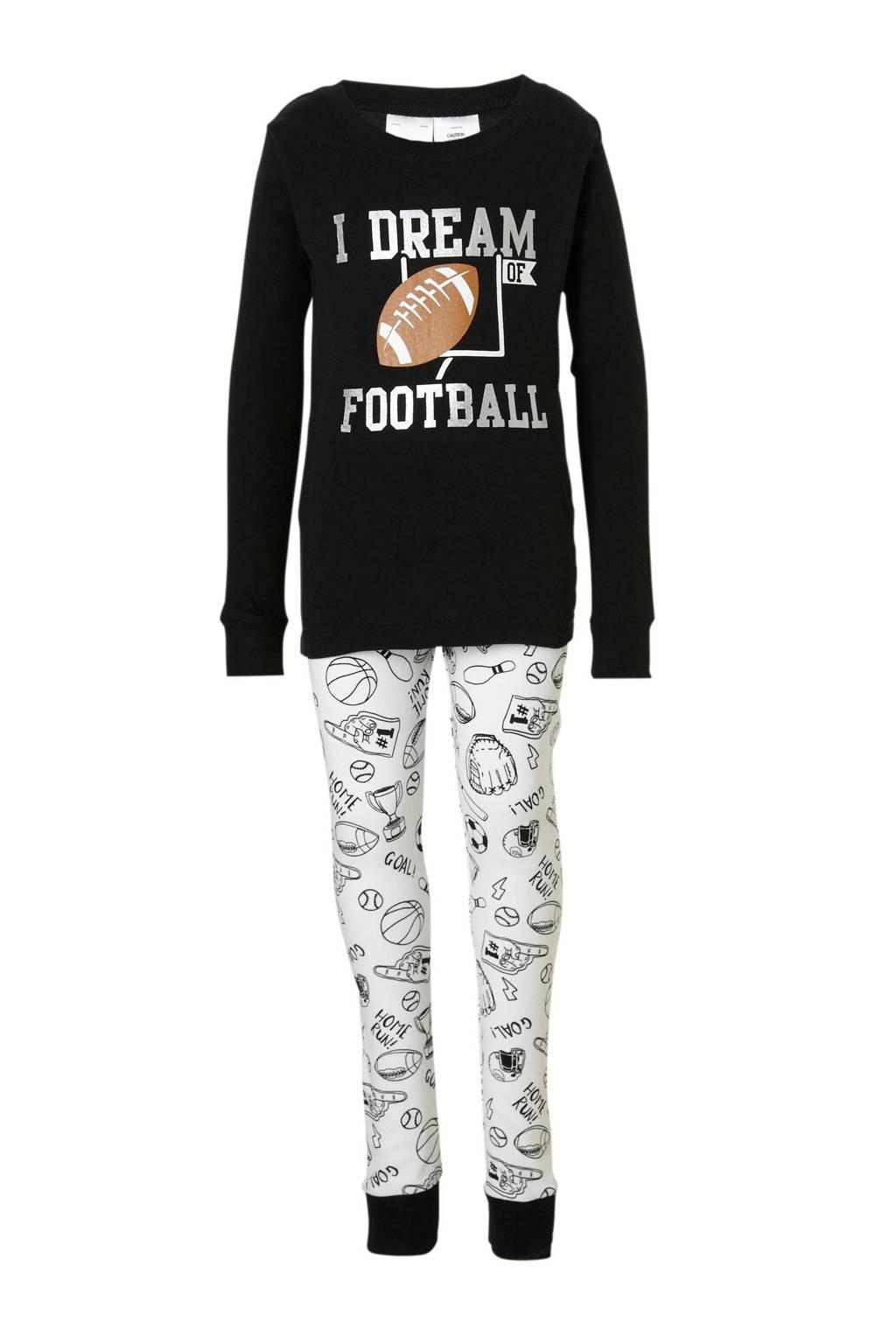 Carter's   pyjama - set van 2, Zwart/wit