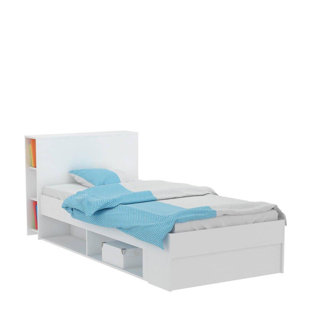 anytime Uitschuifbaar bed Orphee  (90x200 cm), Wit