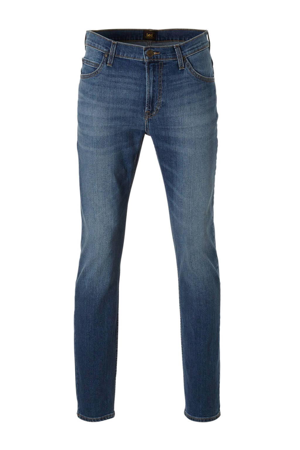 Lee slim fit jeans Rider dxsx broken blue, DXSX BROKEN BLUE