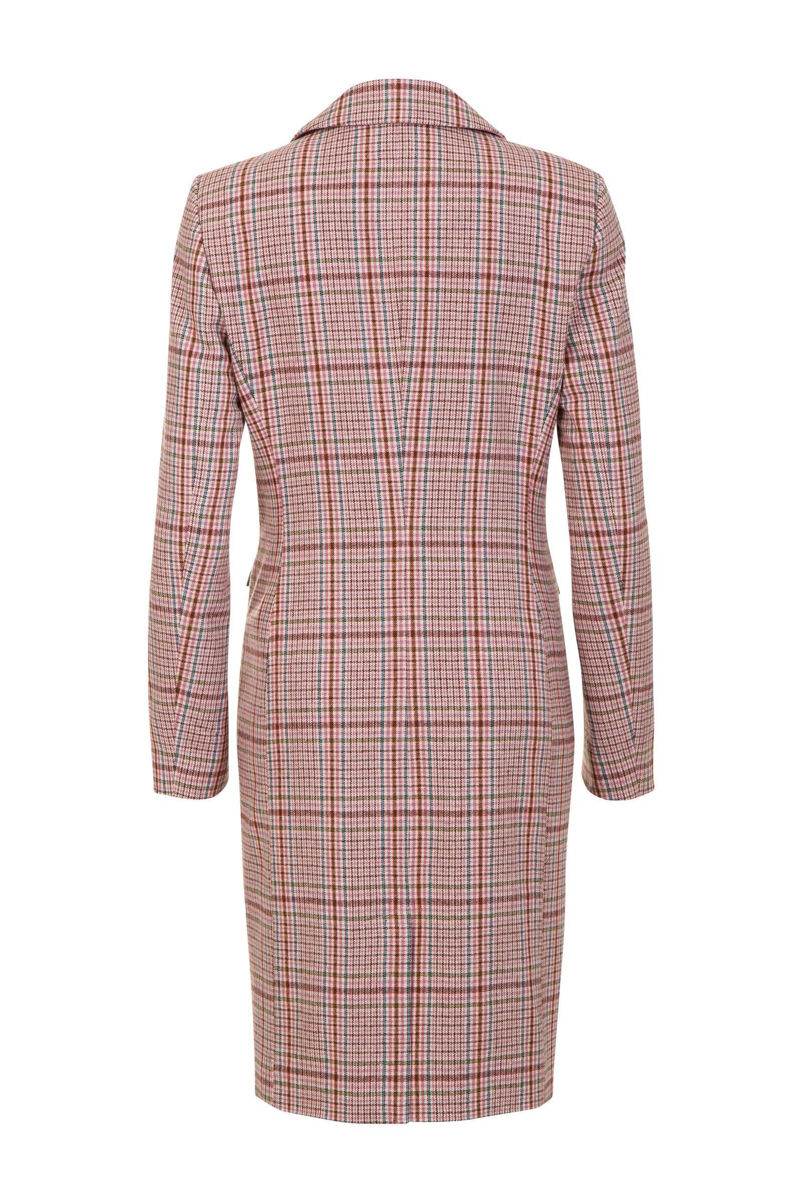 groot assortiment hete verkoop enorme inventaris Dameskleding Coat Promiss Coat Coat Dameskleding Geruite ...