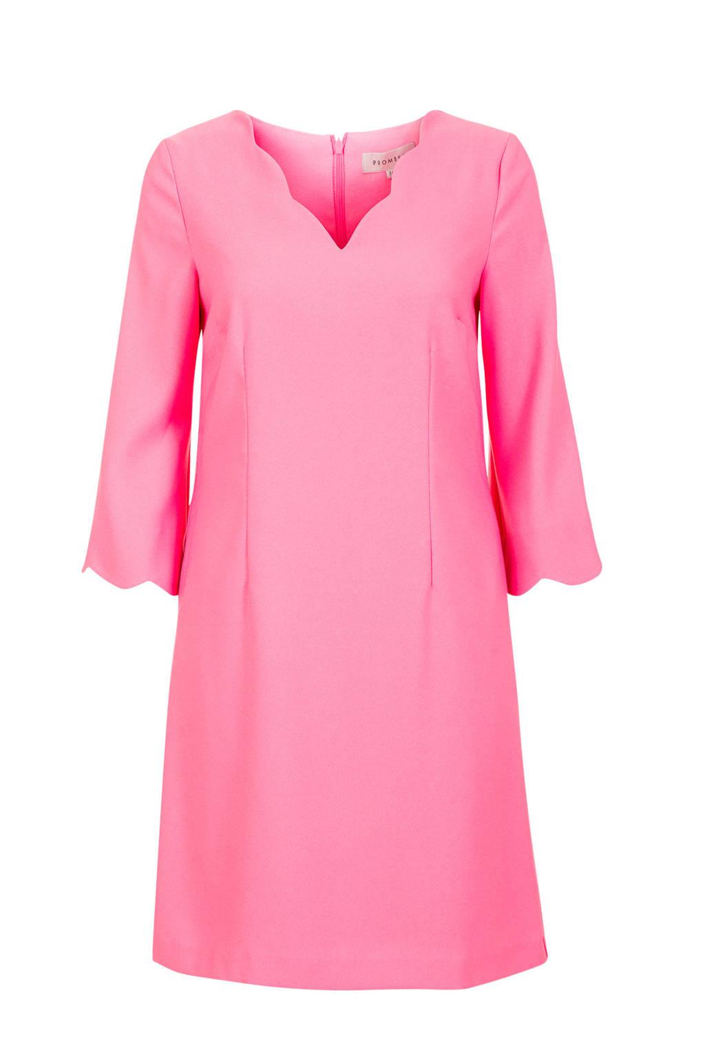 Promiss jurk roze, Roze