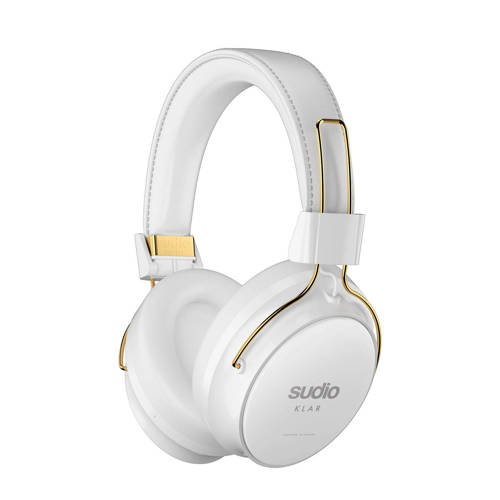 Sudio draadloze over ear hoofdtelefoon wit kopen