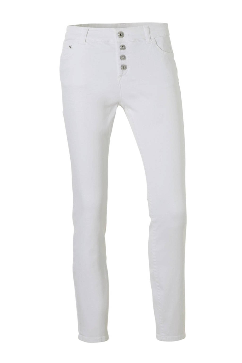 C&A Yessica push up broek wit, Wit