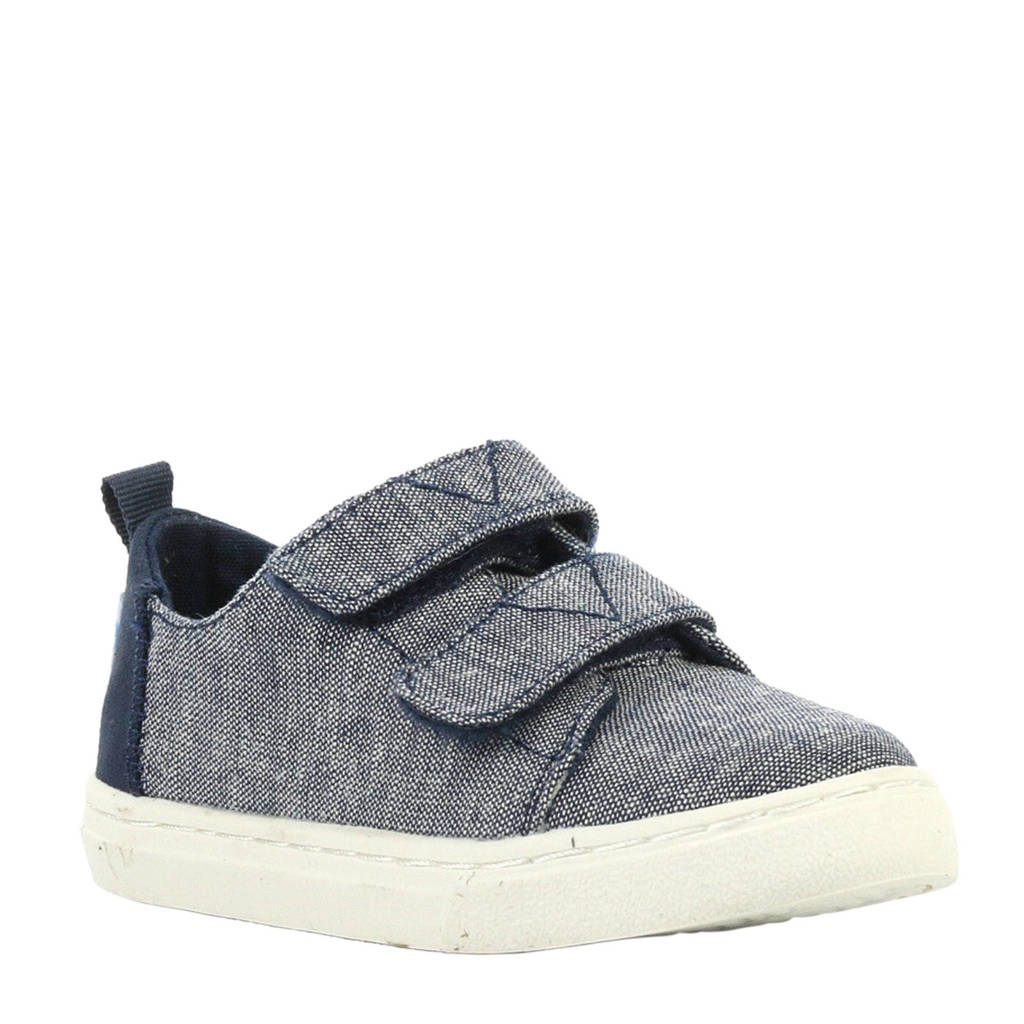 Toms  Tiny Lenny sneakers blauw, Blauw