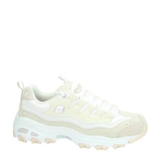 D'Lites sneakers wit/beige