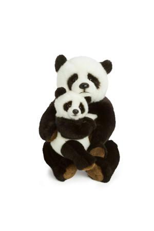 Panda sitting knuffel 22 cm