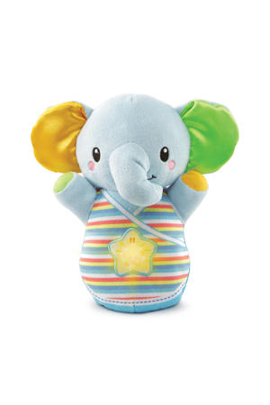 bedtijd olifantje blauw