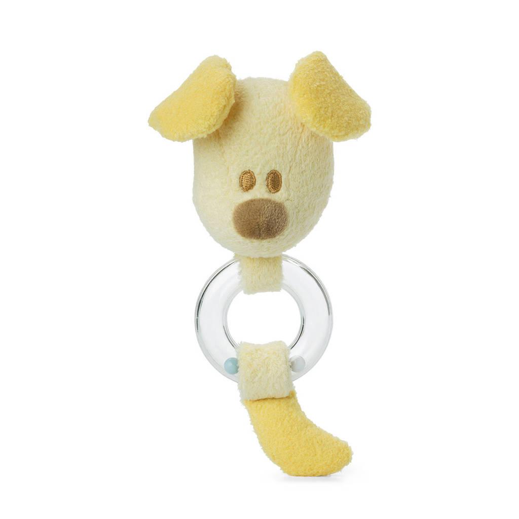 Woezel & Pip Pip ring rammelaar - 19 cm