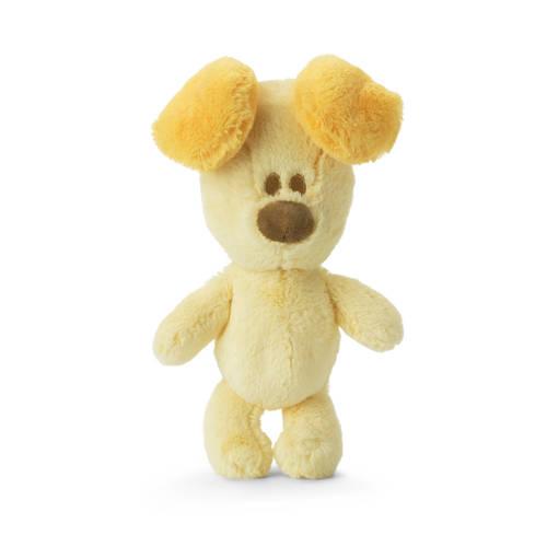Woezel & Pip knuffel Pip 19 cm geel