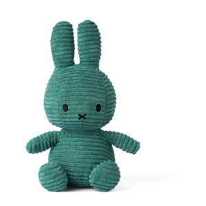 Corduroy groen knuffel 24 cm