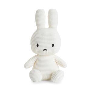 Miffy Sitting Corduroy off white knuffel 33 cm
