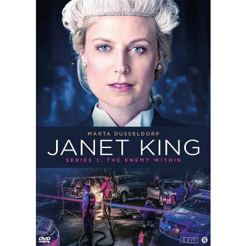 Janet King - Seizoen 1 (DVD) kopen