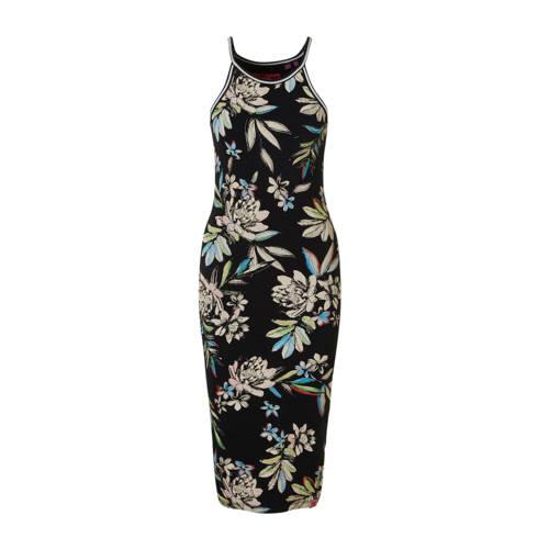 Superdry jurk met bloemen
