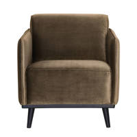 BePureHome fauteuil Statement, Taupe