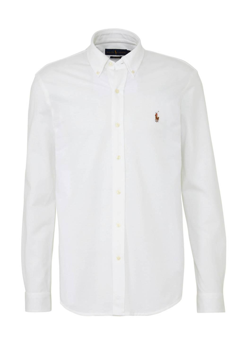 POLO Ralph Lauren overhemd wit, Wit