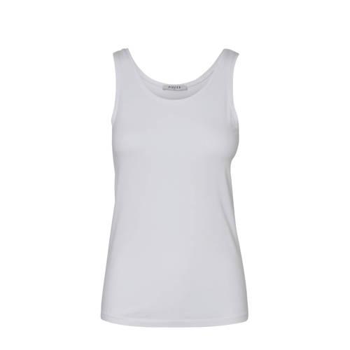 PIECES hemd wit