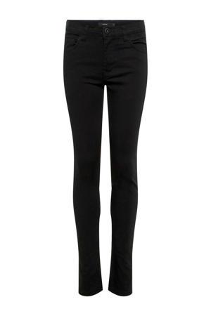 skinny fit jeans Pilou zwart