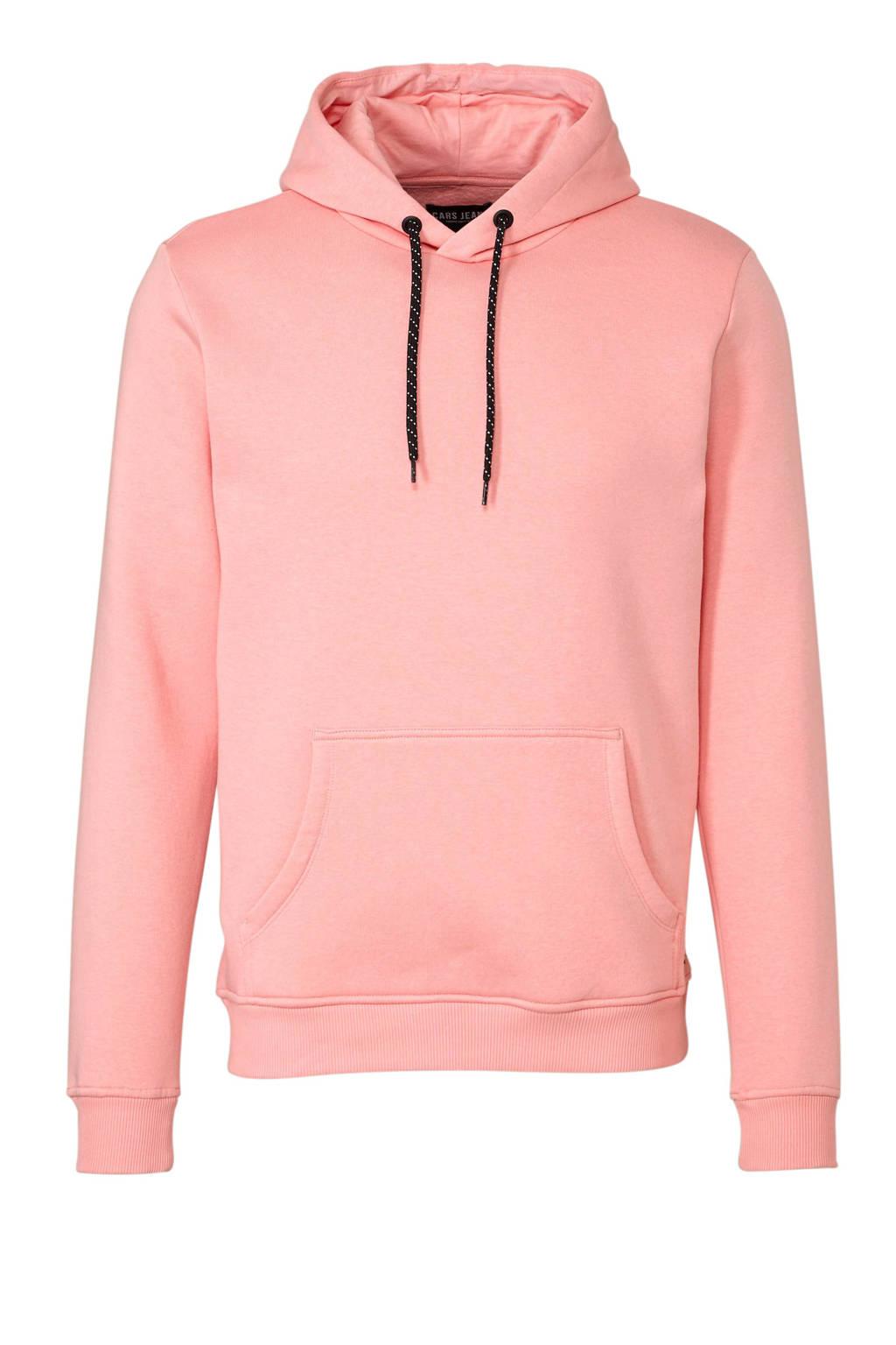 Cars hoodie, Roze