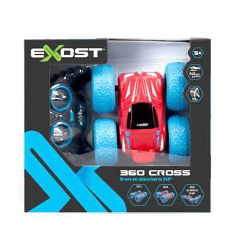 360 Cross rood/blauw