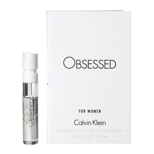 Calvin Klein Obsessed for Her eau de parfum geursample - 1,2 ml