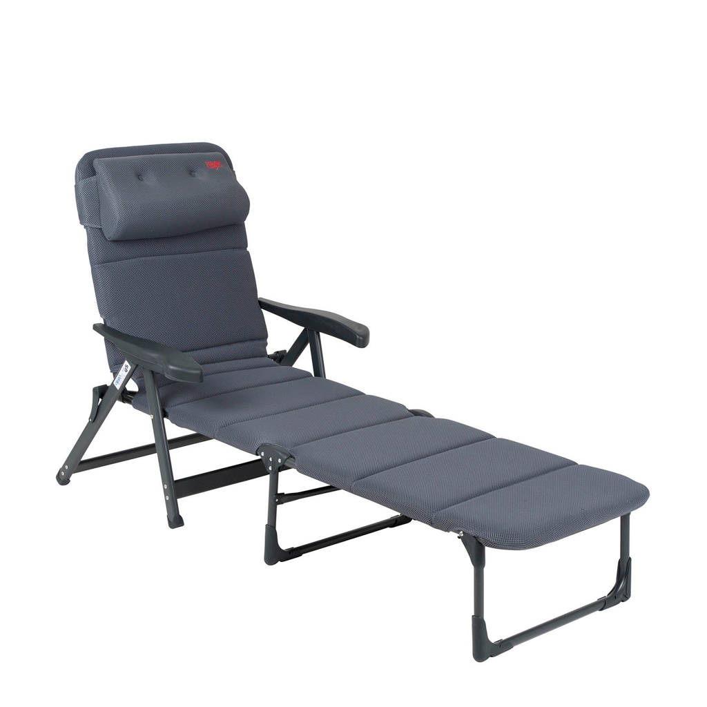 Crespo ligstoel, Blauw
