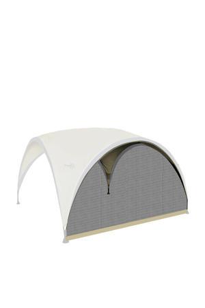 zijwand met muskietgaas voor party shelter (L)