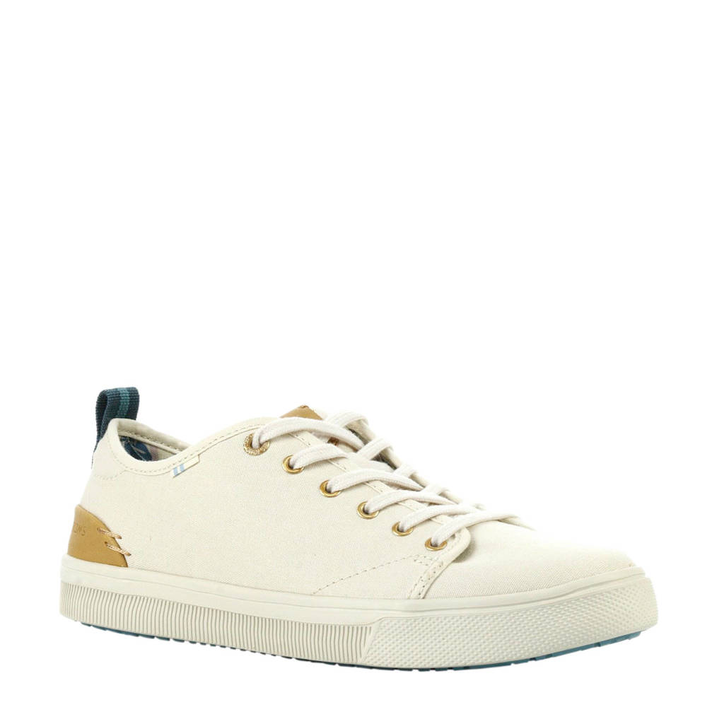 Toms  Trvl Lite Low sneakers beige, Wit