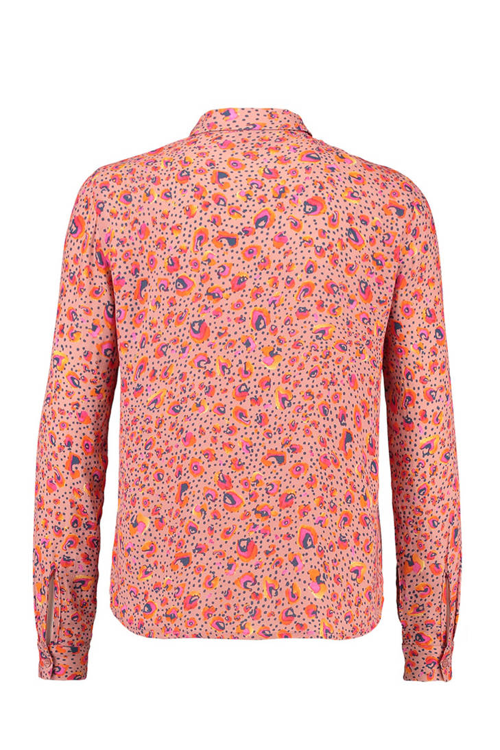 CKS roze panterprint blouse CKS blouse met vcWgyq1q5f
