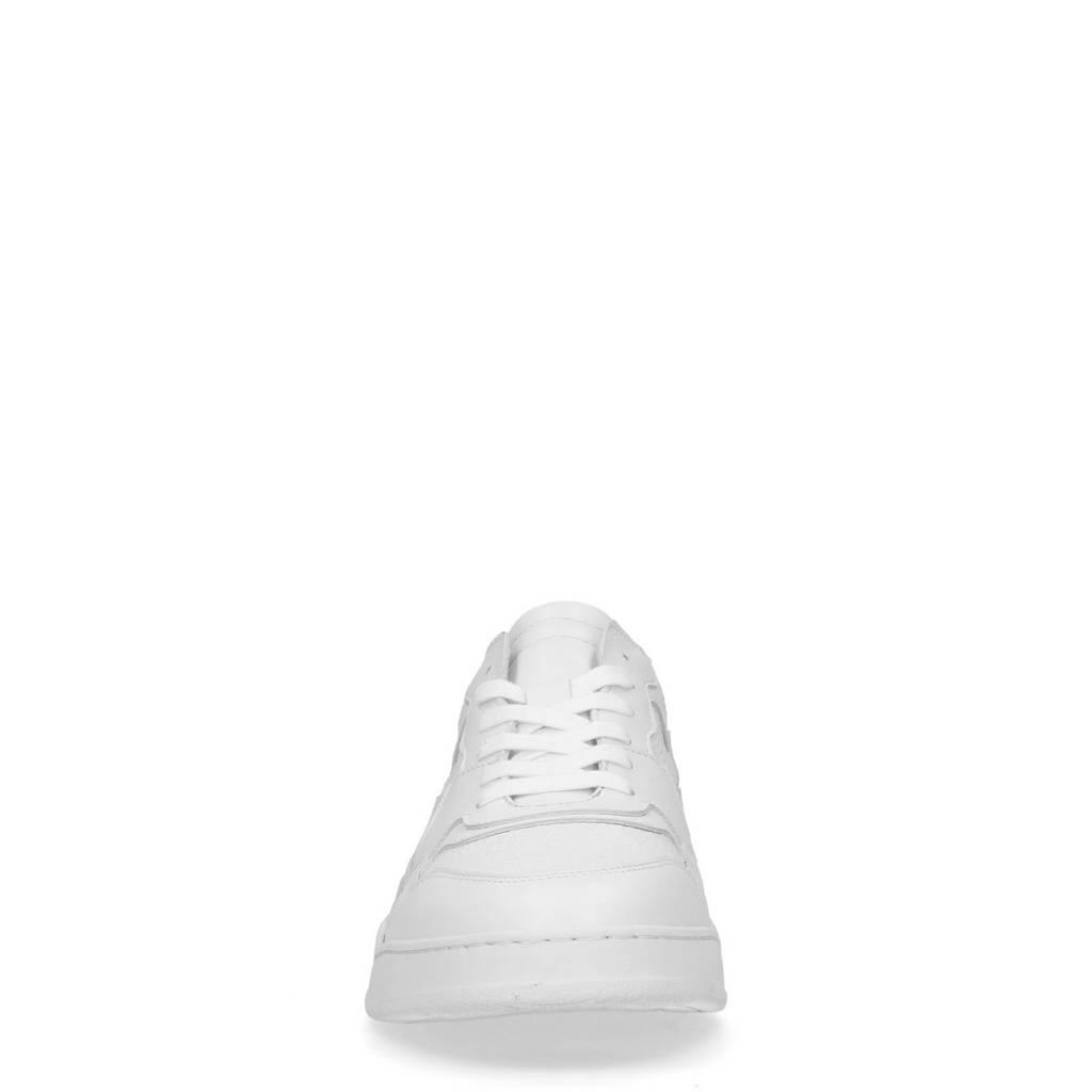 Sacha Leren Leren Wit Sacha Sneakers xqSYPx8