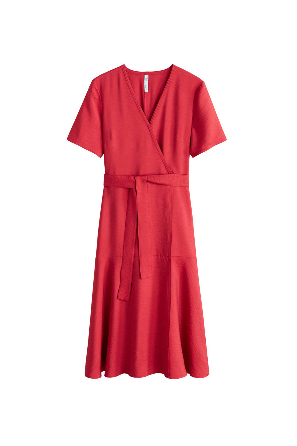 Mango jurk rood, Rood