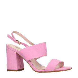 fbd24fe9125 Sacha. sandalettes roze. 54.99. 39.- · leren sandalen zwart
