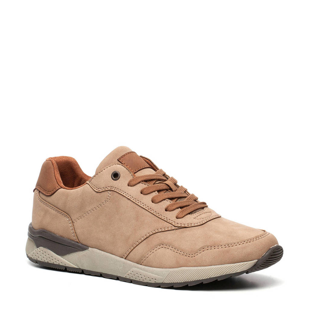 Scapino Blue Box   sneakers bruin, Taupe