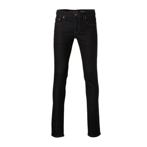 C&A The Denim slim fit jeans donkerblauw