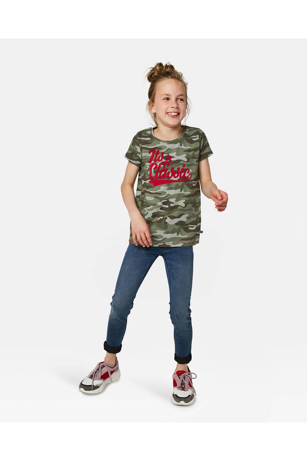 WE Fashion Blue Ridge super skinny jeans Yfke, Dark denim