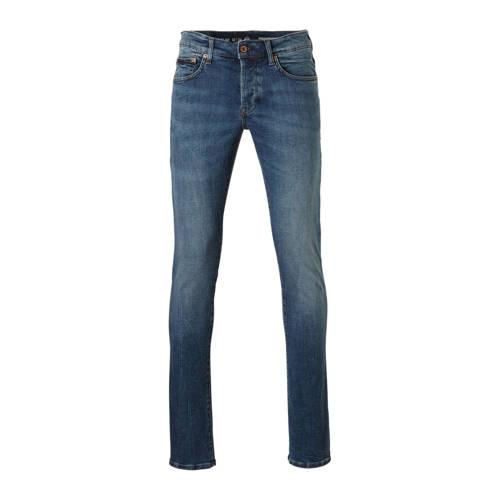 C&A The Denim slim fit jeans blauw