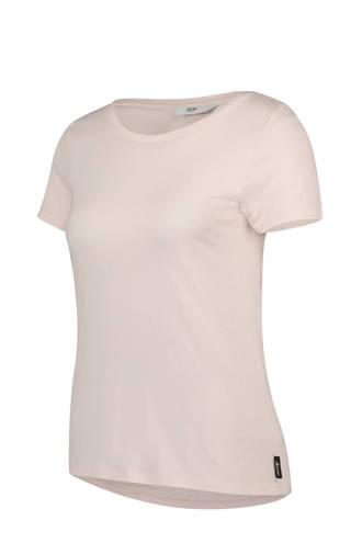 True training HKMX sport T-shirt korte mouw roze