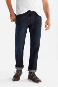 C&A The Denim regular fit jeans donkerblauw, Donkerblauw