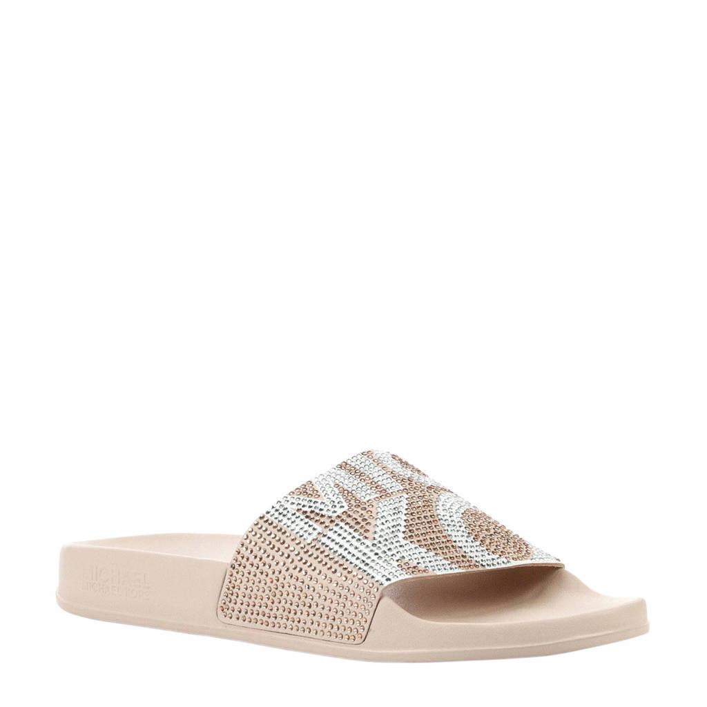 Michael Kors Gilmore Slide slippers roze, Roze