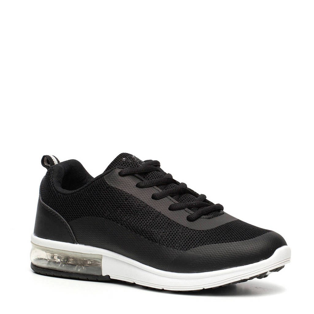 Scapino Osaga   sneakers zwart/wit, Zwart
