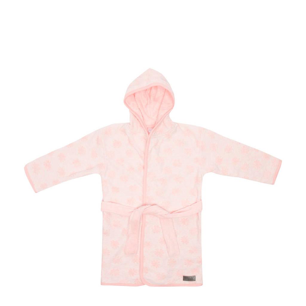 bébé-jou   badjas Fabulous Blush Pink 86/92, Roze
