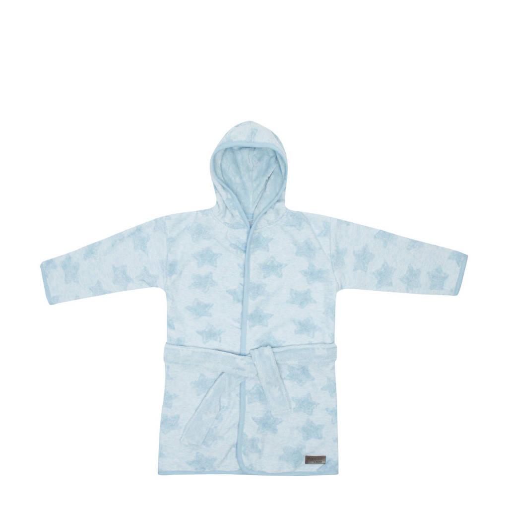 bébé-jou   badjas Fabulous Frosted Blue 86/92, Blauw