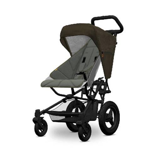 Micralite kap en seatliner voor FastFold kinderwagen kaki/zwart kopen